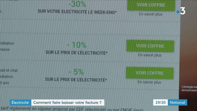 Électricité : face à la hausse des prix, comment faire baisser la facture ?