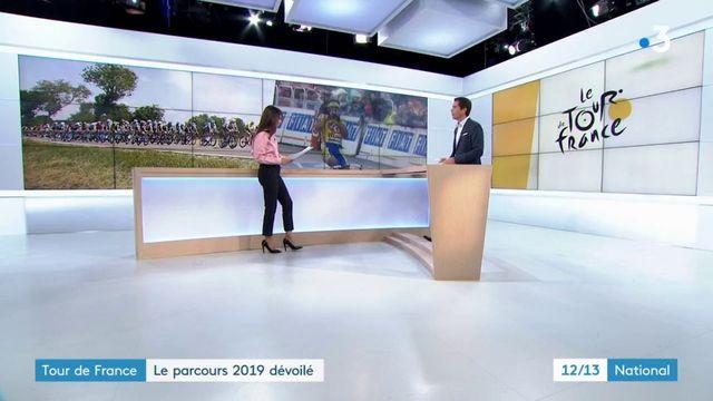 Tour de France : le parcours 2019 dévoilé