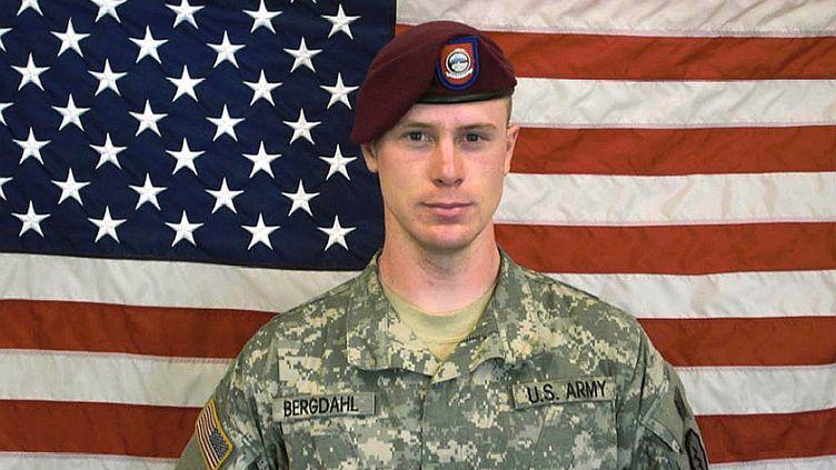 Bowe Bergdahl sur une photo datée de 2009, fournie par l'armée américaine, à l'annonce de sa libération, le 1er juin 2014. (US ARMY / AFP)