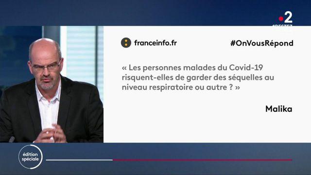 Coronavirus: le médecin Damien Mascret répond à vos questions