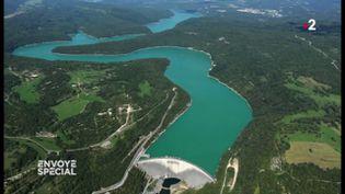 Et si le barrage de Vouglans cédait... (ENVOYÉ SPÉCIAL  / FRANCE 2)
