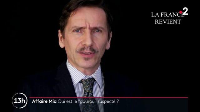 Enlèvement de Mia : qui est Rémy Daillet, le gourou suspecté d'avoir joué un rôle dans le rapt ?