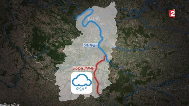 Inondations : pourquoi l'Essonne continue de monter