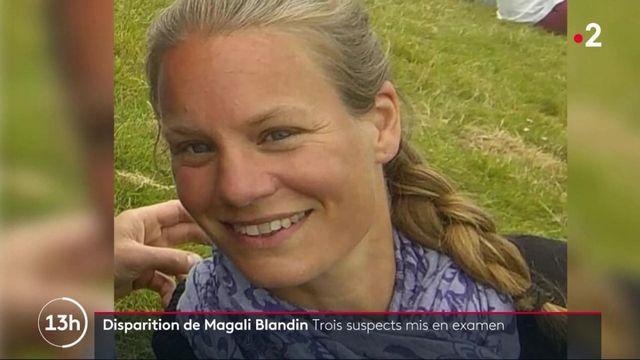 Disparition de Magali Blandin : le mari en garde à vue, trois suspects mis en examen