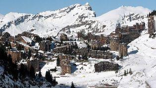 La station de ski d'Avoriaz (Haute-Savoie) instaure des quotas de skieurs. (WIKIMEDIA COMMONS)