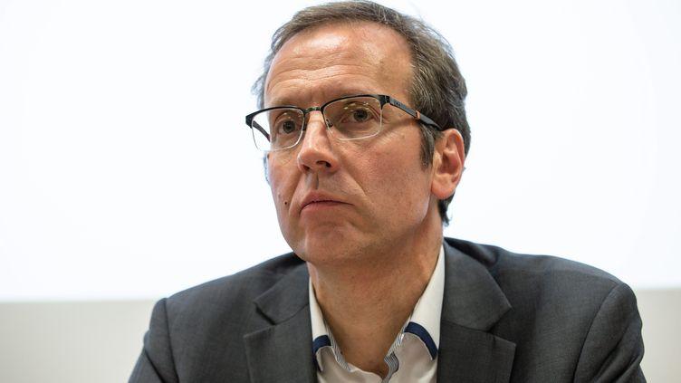 Frédéric Sève en novembre 2019. (AURELIEN MORISSARD / MAXPPP)