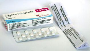 Un médicament qui contient de la codéine, le 30 janvier 2013. (YCJ / AFP)