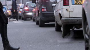 Ces décès sont dus aux oxydes d'azote présents dans les gaz d'échappement et nocifs pour le système respiratoire. (MAXPPP)