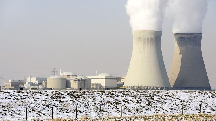 Un ingénieur musulman s'est vu retirer son autorisation d'accès aux centrales nucléaires où il travaillait. (DIRK WAEM / BELGA / AFP)