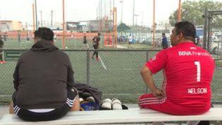 Tournoi de slim-foot au Mexique (FRANCEINFO)