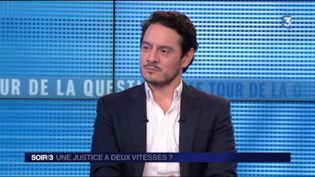David Koubbi, avocat au barreau de Paris. (FRANCE 3)