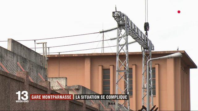 Gare Montparnasse : la situation se complique