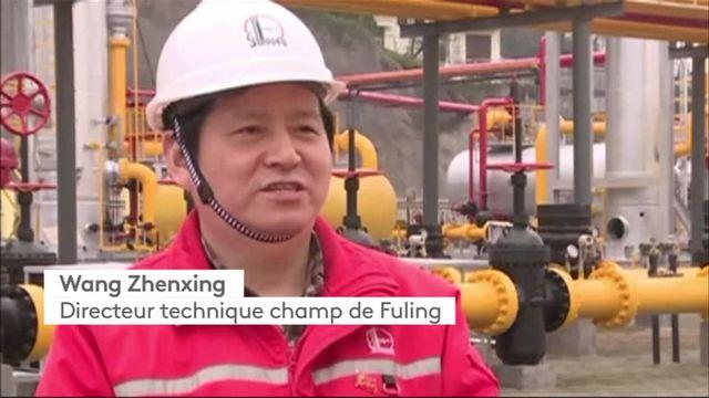 La Chine, première réserve mondiale de gaz de schiste