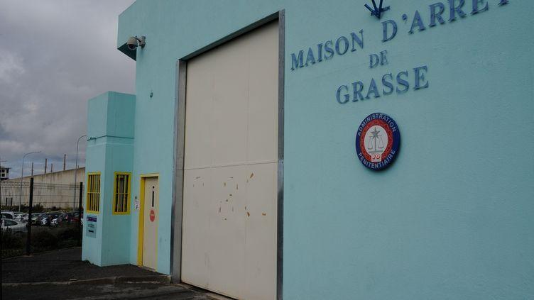 La maison d'arrêt de Grasse, le 11 avril 2012. (JEAN PIERRE AMET / MAXPPP)