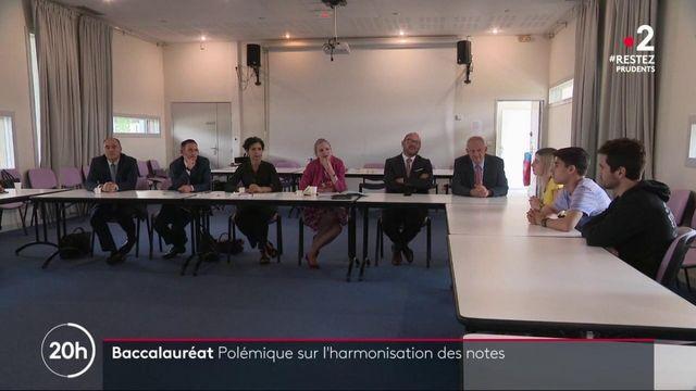 Baccalauréat : polémique sur l'harmonisation des notes