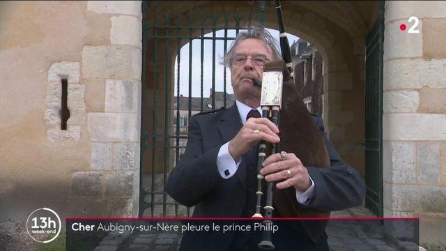 Mort du prince Philip : dans le Berry, une commune longtemps écossaise pleure le duc d'Edimbourg