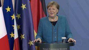Europe: dernier Conseil des ministres franco-allemand pour Angela Merkel (FRANCEINFO)
