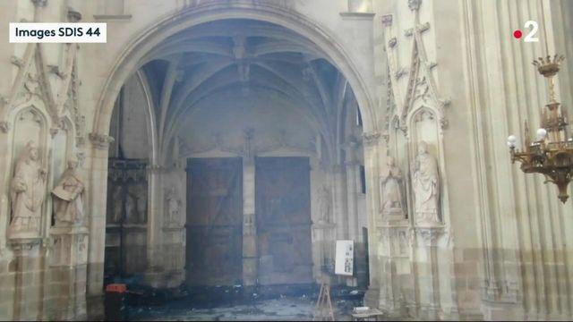 Incendie de la cathédrale de Nantes : le point sur l'enquête