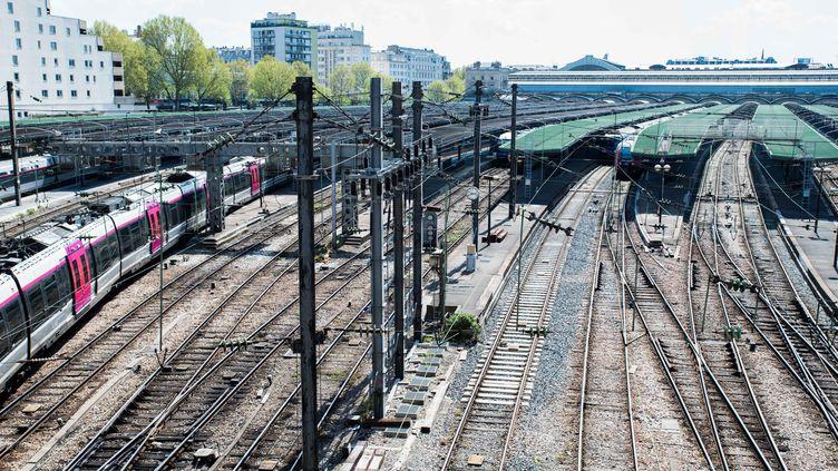 La gare de Paris-Estle 20 avril 2018 (illustration). (MAXPPP)