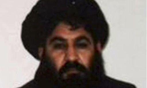 Photo non datée du nouveau chef des talibans,le mollah Akhtar Mohammad Mansour (Reuters (photo apparemment fournie par les talibans))
