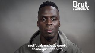 VIDEO. Édouard Mendy, joueur de Chelsea raconte les jours clés de sa vie (BRUT)