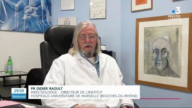 Coronavirus : Emmanuel Macron rend visite au professeur Didier Raoult à Marseille