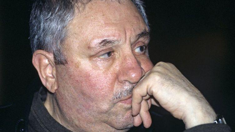 Le sculpteur russo-américain Ernst Neïzvestny  (Vladimir Fedorenko / RIA Novosti / Sputnik)