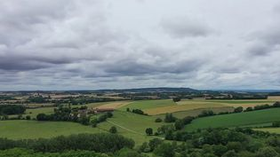 Le Perche est un parc naturel régional à la biodiversité préservéesitué entre l'Orne et l'Eure-et-Loire. (CAPTURE ECRAN FRANCE 2)