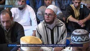 Morgan Gallet se forme au Maroc pour devenir imam (FRANCE 2)