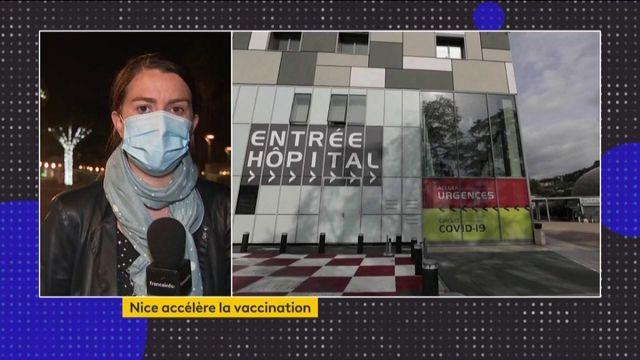 Covid-19 : de nouvelles restrictions sanitaires envisagées pour freiner l'épidémie à Nice
