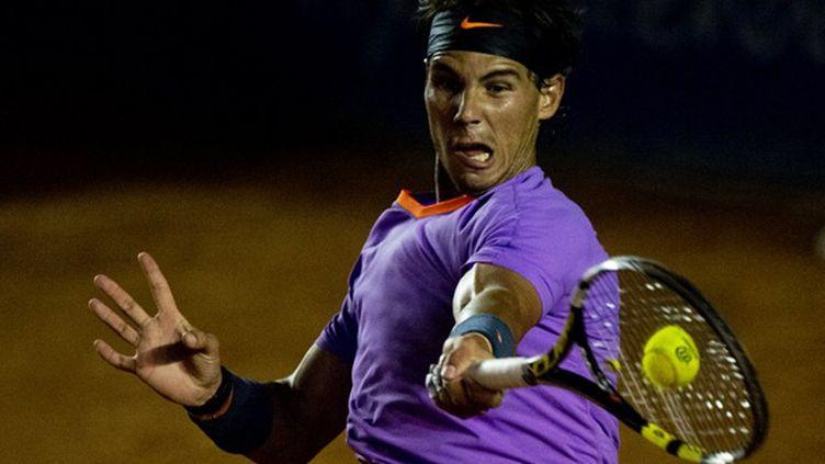 Rafael Nadal (YURI CORTEZ / AFP)