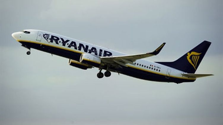 Un avion de Ryanair (AFP - Josep Lago)
