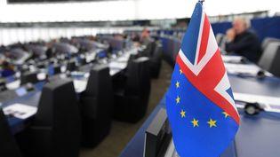 Brexit (photo d'illustration, 22 octobre 2019). (FREDERICK FLORIN / AFP)