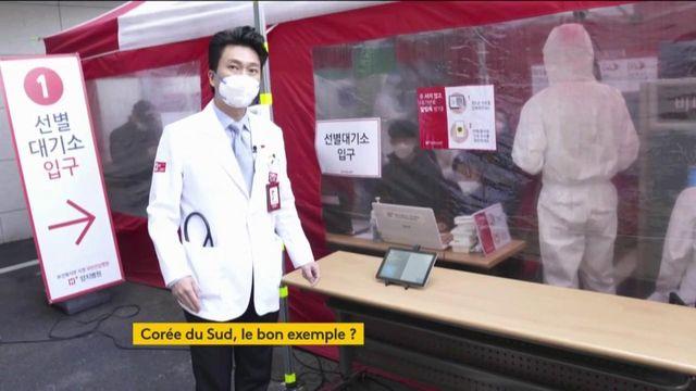 """Corée du sud : des dispensaires """"ultra efficaces"""""""