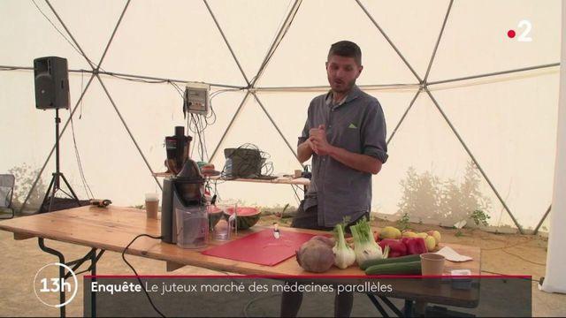 Santé : le juteux marché des médecines parallèles