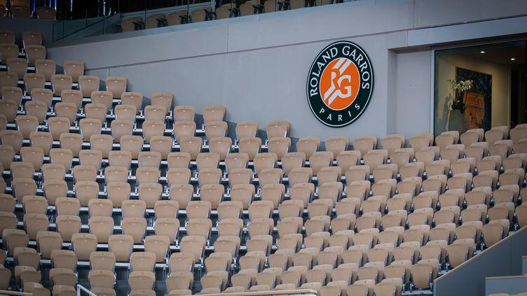 Les tribunes de Roland Garros resteront quasiment vides cette année. (ROB PRANGE / SPAINDPPI)