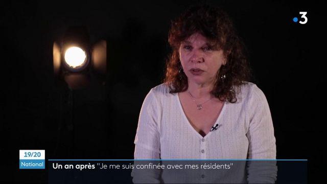 Témoignage : une directrice d'Ehpad s'est confinée 47 jours avec ses résidents