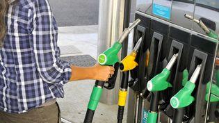 """Le mouvement des """"gilets jaunes"""" est né lors d'une fronde contre les prix des carburants, concrétisée lors d'une mobilisation le 17 novembre 2018. (HOUIN / BSIP / AFP)"""