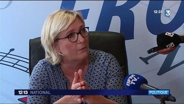 France Insoumise : Marine Le Pen pointe les incohérences
