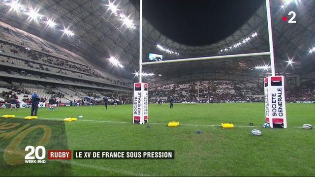 Tournoi des VI Nations :  le XV de France au Vélodrome face à l'Italie