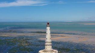 Le phare de Cordouan guide les marins dans l'estuaire de la Gironde depuis400 ans. Il est candidat au patrimoine mondial de l'Unesco. (CAPTURE ECRAN FRANCE 3)