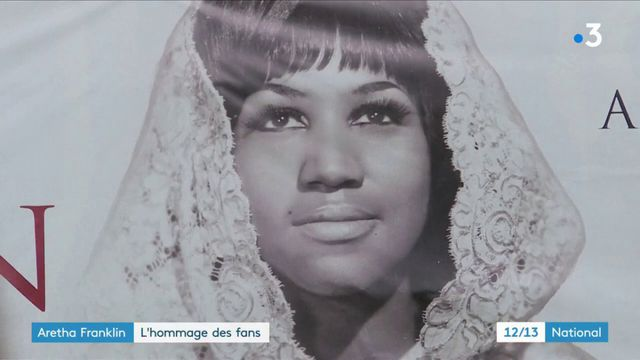 Aretha Franklin : l'hommage des fans