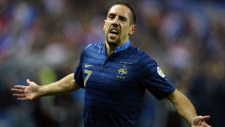 Franck Ribéry (LIONEL BONAVENTURE / AFP)