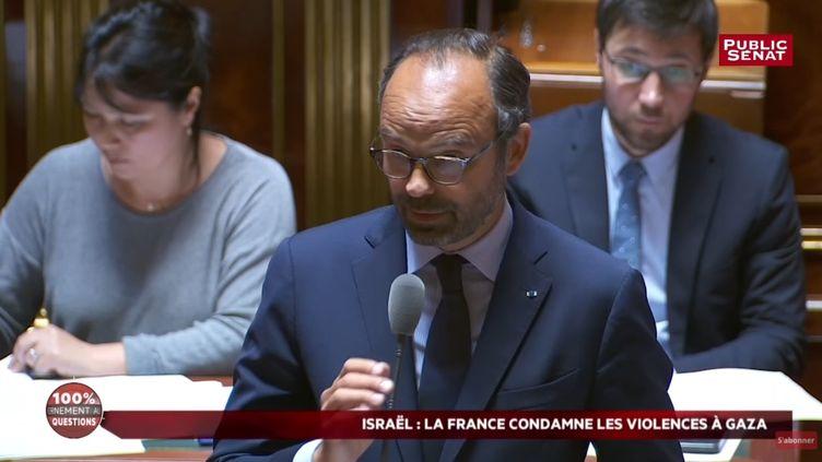 Edouard Philippe (Public Sénat)