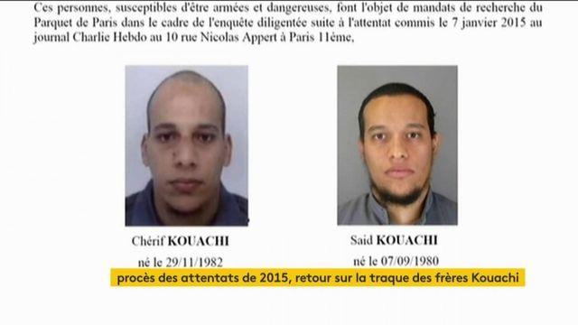 Attentat de Charlie Hebdo : les frères Kouachi traqués et tués