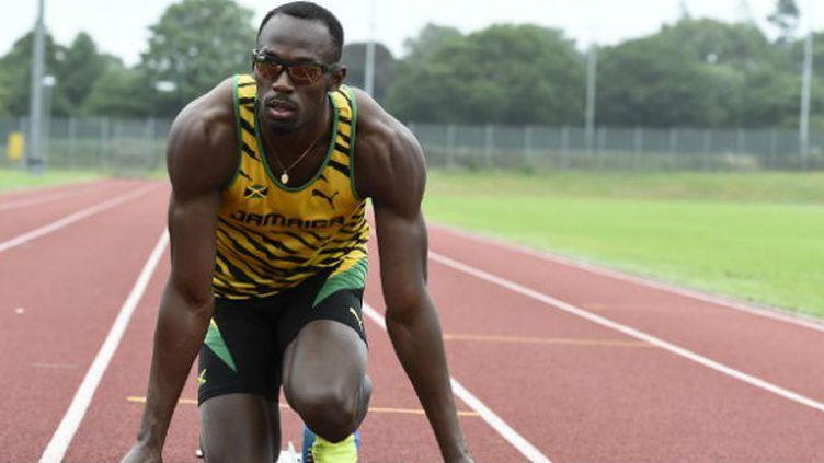 Le Jamaïquain Usain Bolt