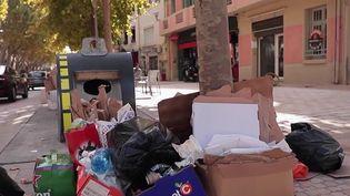 Bouches-du-Rhône : les éboueurs de Martigues en grève pour protester contre une hausse du temps de travail (France 2)