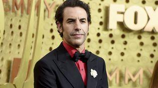 Sacha Baron Cohen le 22 septembre 2019 à Los Angeles (JORDAN STRAUSS / AP / SIPA)