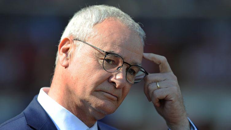 Claudio Ranieri, le coach du FC Nantes. (RICHARD LEE / BACKPAGE IMAGES LTD)