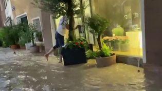 Autriche : le pays à son tour touché par des inondations (France 2)